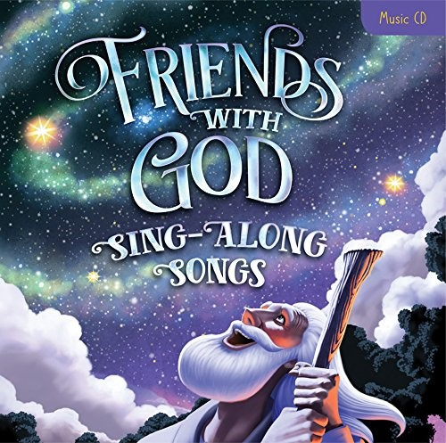 Friends With God Sing-Along CD (CD-Audio)