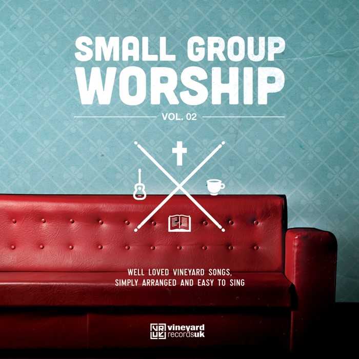 Small Group Worship Vol.2 CD/DVD (DVD & CD)