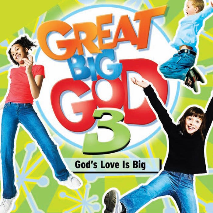 Great Big God 3 CD (CD- Audio)