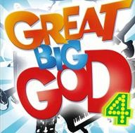 Great Big God 4 CD (CD- Audio)
