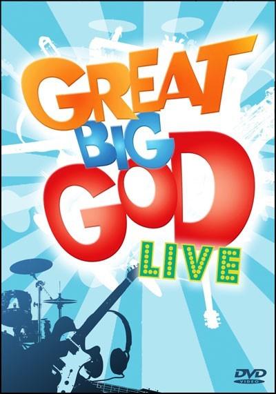 Great Big God DVD Live (DVD)