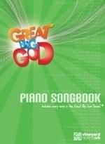Great Big God Piano Song Book (Paper Back)