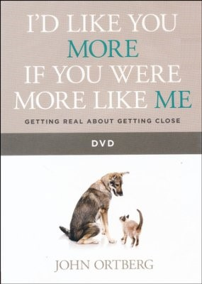 I'd Like You More If You Were More Like Me DVD (DVD)