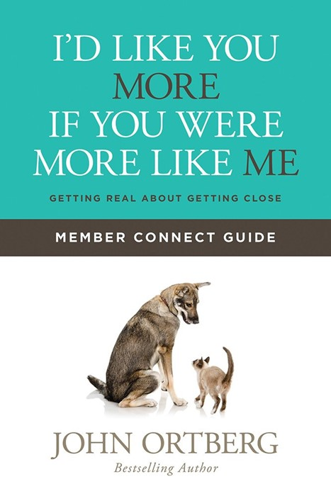 I'd Like You More If You Were More Like Me Member Guide (Paperback)