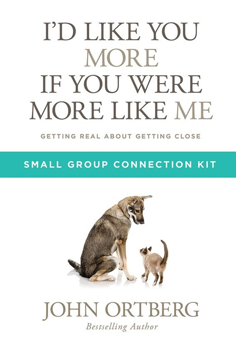 I'd Like You More If You Were More Like Me Small Group Kit (Paperback w/DVD)