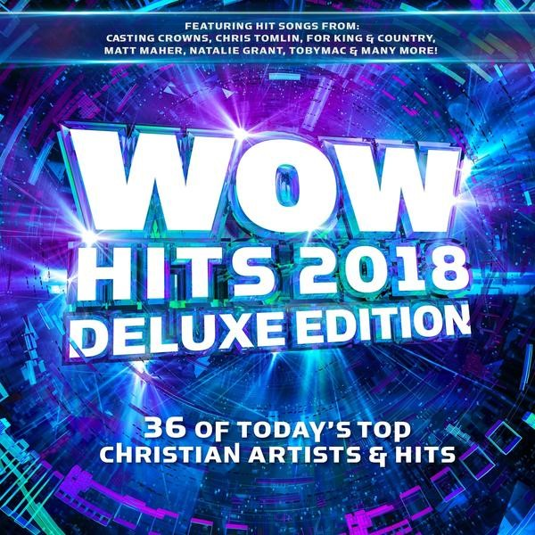 Wow Hits 2018 Deluxe Edition CD (CD-Audio)