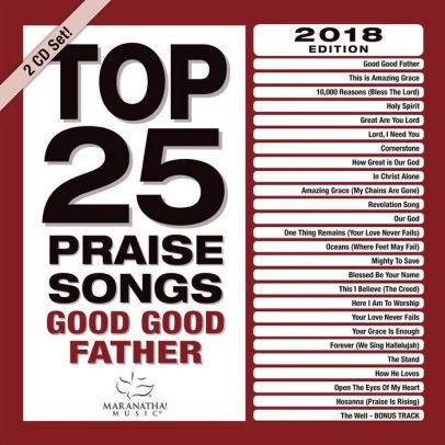 Top 25 Praise Songs 2018 CD (CD-Audio)