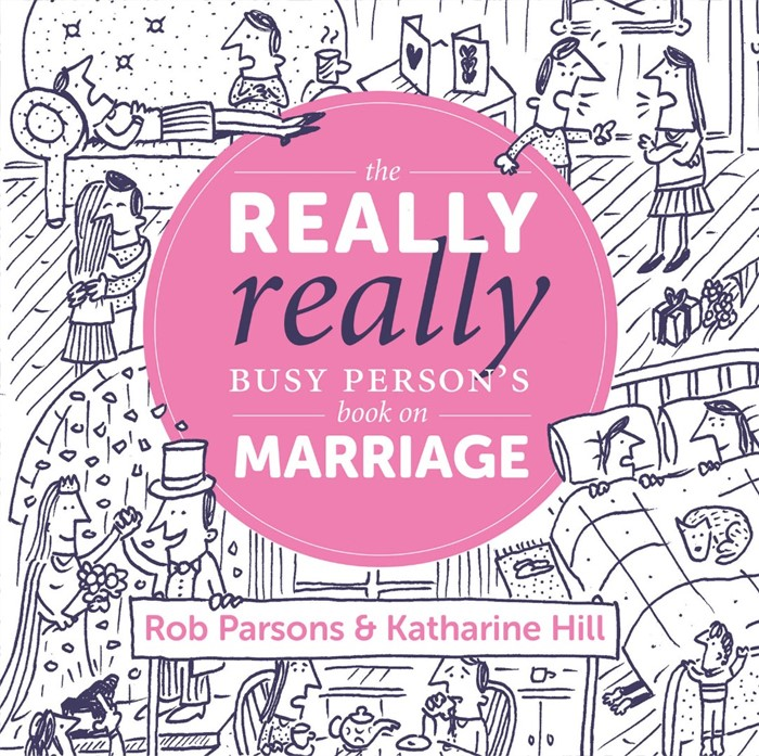 The Really, Really Busy Person's Book on Marriage (Paperback)