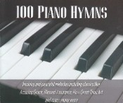 100 Piano Hymns CD (CD-Audio)
