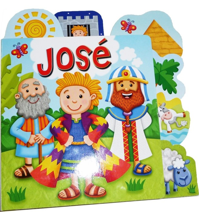 Jose (Board Book)