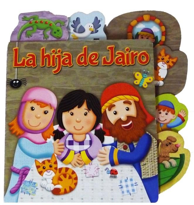 La Hija De Jairo (Board Book)