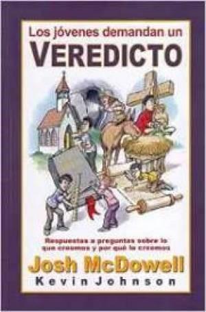 Los Jovenes Demandan Un Veredicto (Paperback)