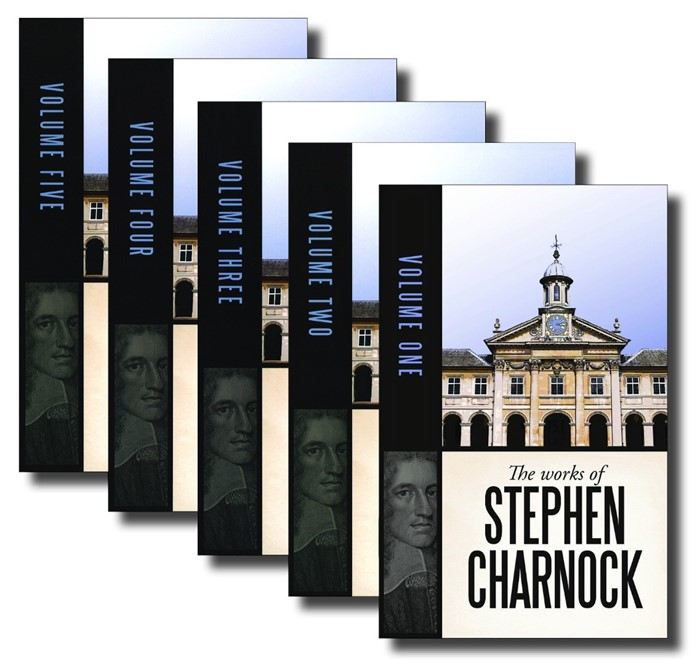 Works Of Stephen Charnock, The (5 Volume Set) (Cloth-Bound)