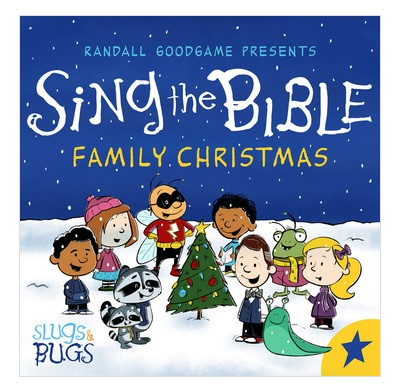 Sing The Bible: Family Christmas (CD- Audio)