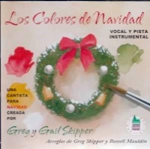 Los Colores De Navidad CD
