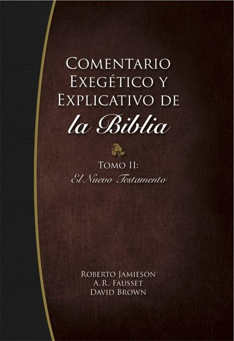 Comentario Exegetico y ExplicativoDe La BibliaTomo II (Hard Cover)