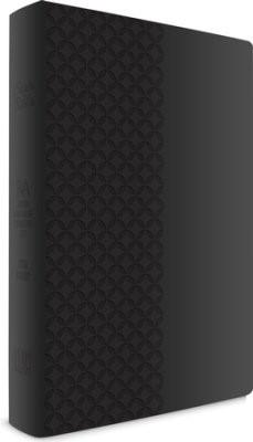 RVA 2015 Biblia Letra Grande Similar A Piel Negra Con Indice (Imitation Leather)