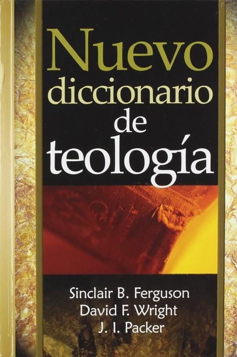Nuevo Diccionario De Telogia (Hard Cover)