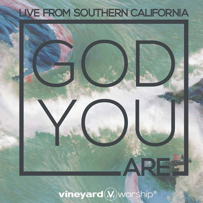 God You Are (Live From Southern California) CD (CD- Audio)