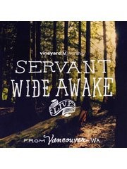 Servant Wide Awake CD (CD-Audio)