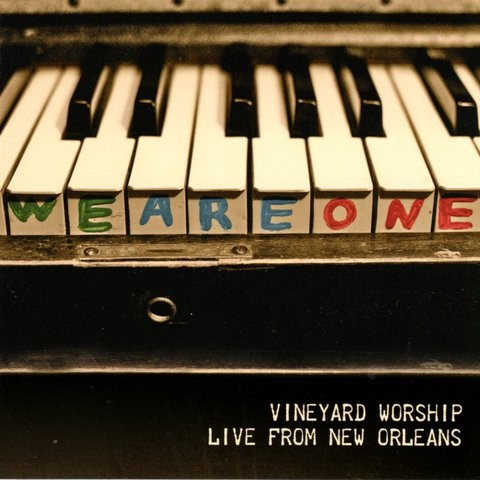 We Are One (Live From New Orleans) CD (CD-Audio)