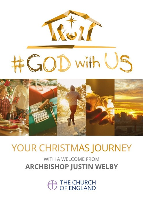 God With Us (pack of 50) (Pamphlet)
