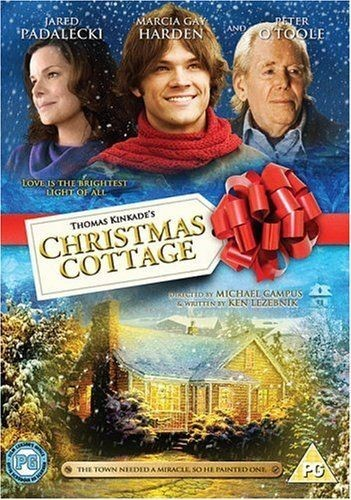 Thomas Kinkade's Christmas Cottage DVD (DVD)