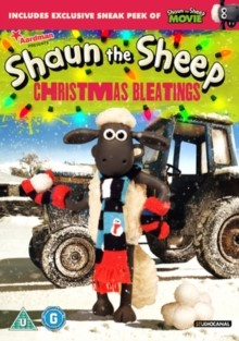 Shaun The Sheep: Christmas Bleatings DVD (DVD)
