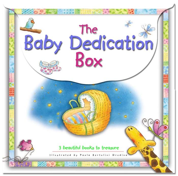 The Baby Dedication Box (Hard Cover)