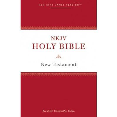NKJV Holy Bible New Testament (Paper Back)
