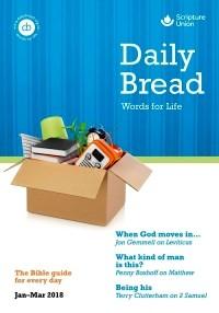 Daily Bread LP Jan-Mar 2018 (Paper Back)