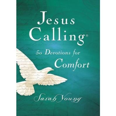 Jesus Calling 50 Devotions For Comfort (Hard Cover)
