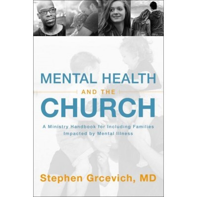 Mental Health And The Church (Paper Back)