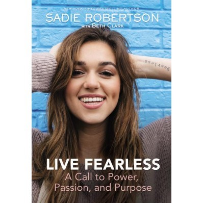 Live Fearless (Hard Cover)