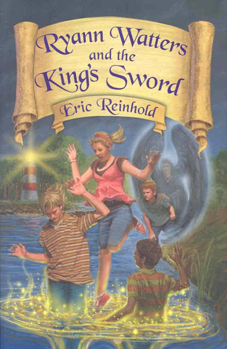 Ryan Watters And The King's Sword (Hard Cover)