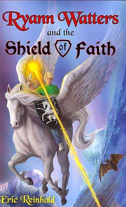Ryan Watters And The Sheild Of Faith (Hard Cover)