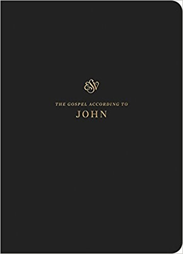 ESV Scripture Journal: John (Paperback)