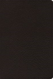 ESV Omega Thinline Reference Bible: 80th Anniversary Edition (Leather Binding)