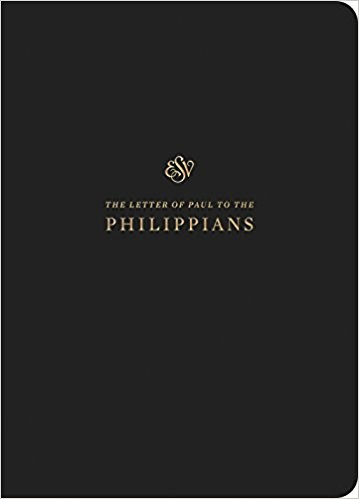 ESV Scripture Journal: Philippians (Paperback)