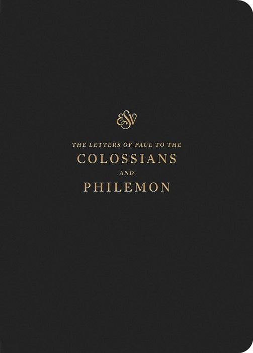 ESV Scripture Journal: Colossians and Philemon (Paperback)