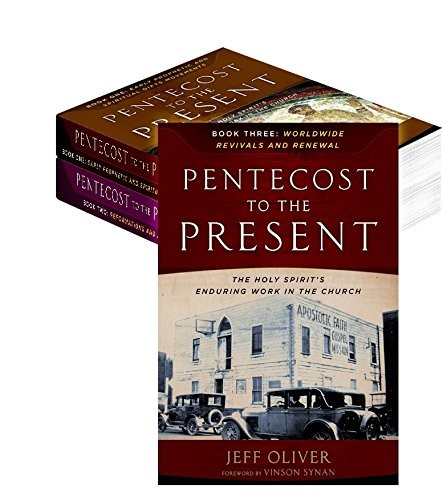 Pentecost To Present Trilogy Set (Paper Back)