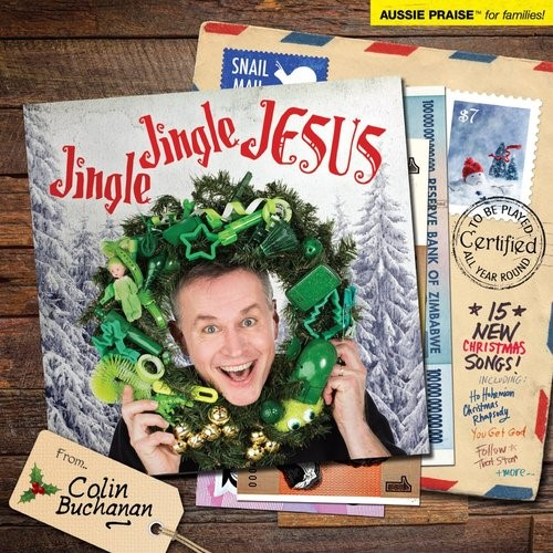 Jingle Jingle Jesus (CD-Audio)