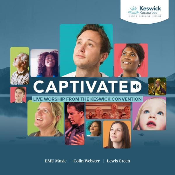 Captivated: Live Worship From The Keswick Convention (CD- Audio)