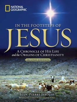 In The Footsteps Of Jesus (Paper Back)