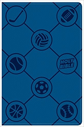 CSB Kids Bible, Sports LeatherTouch (Imitation Leather)