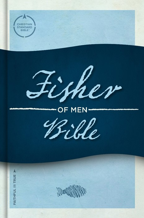 CSB Fisher of Men Bible, Hardcover (Hard Cover)