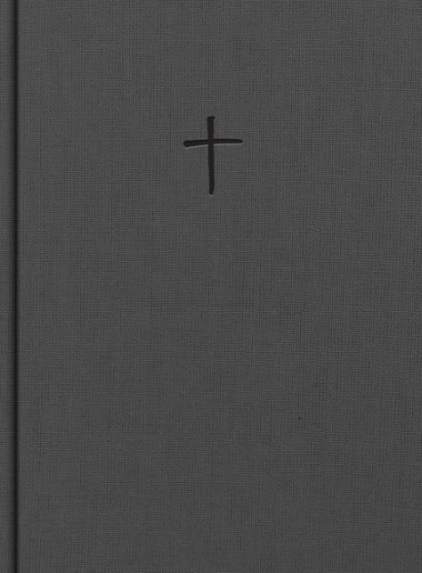 CSB Apologetics Study Bible, Charcoal, Indexed (Hard Cover)