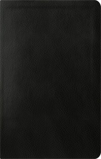 ESV Reformation Study Bible, Condensed Edition, Black (Genuine Leather)