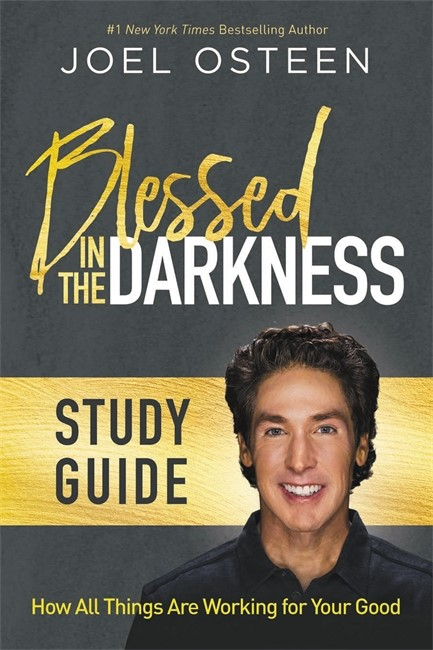 Blessed In The Darkness Study Guide (Paperback)