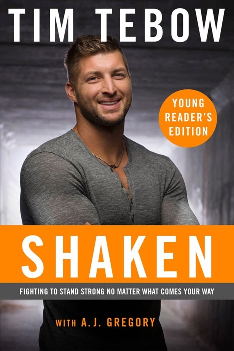 Shaken: The Young Reader's Edition (Hard Cover)